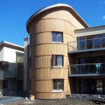 Casino Apts, Malahide - (1X4 TG&V Prestained) Vertical